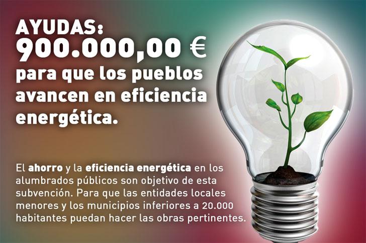 La Diputación de Cáceres concede subvenciones por valor de 900.000 euros para obras de mejora de eficiencia energética en alumbrado público