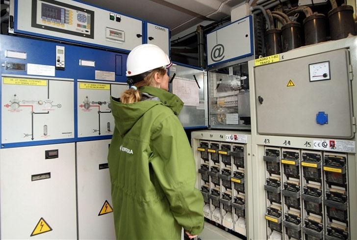 Iberdrola ha renovado el 76% de los contadores de las zonas que distribuye sustituyéndolos por contadores inteligentes