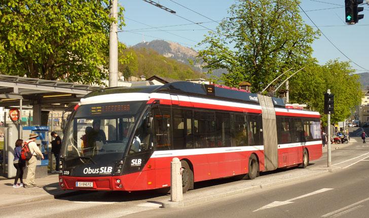El reto de la Movilidad Urbana Sostenible e Inteligente. Autobús eléctrico en Austria