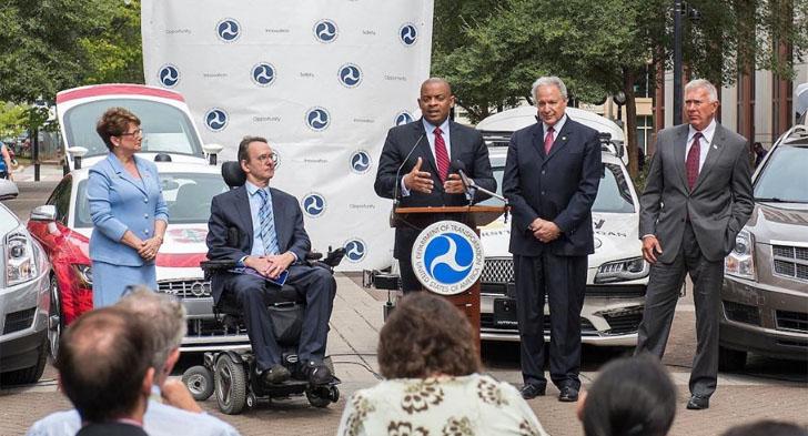 Presentación en EE.UU. del Plan Nacional para el Vehículo Autónomo