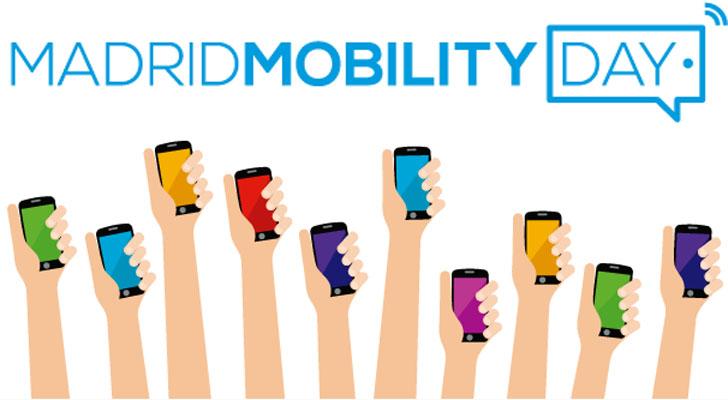 Madrid Mobility Day 2016, evento sobre la digitalización de las empresas y la movilidad.