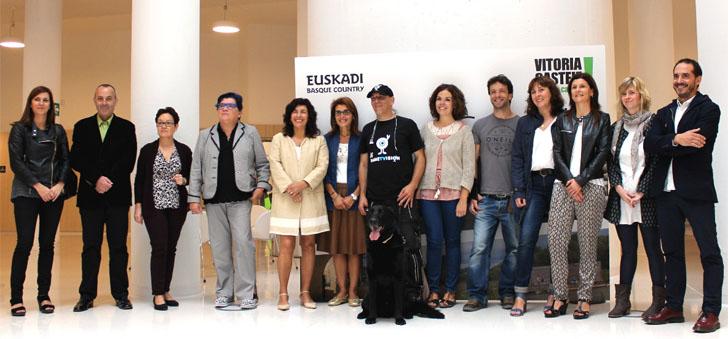 Vitoria-Gasteiz presentó TOURISM 4 ALL, un Proyecto Europeo para la promoción de Euskadi como destino accesible de referencia