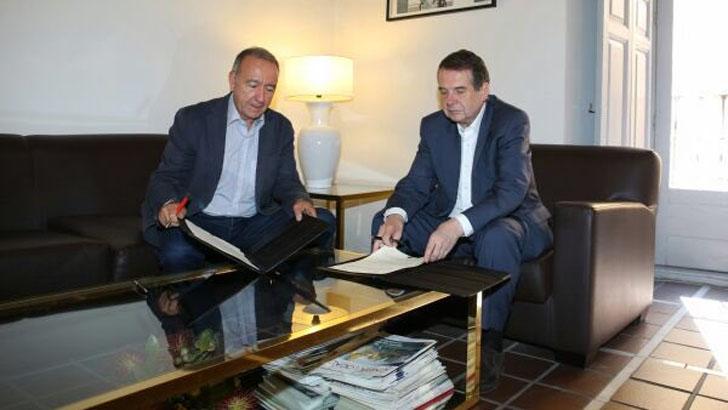 Acuerdo entre la Federación Española de Municipios y Provincias (FEMP) y la Red de Ciudades por la Bicicleta (RCxB) para colaborar en favor de la movilidad sostenible y el uso de la bicicleta