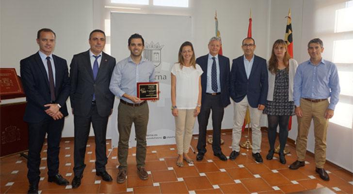 Paterna recibe en EEUU un Premio al Mejor Proyecto Energético Europeo