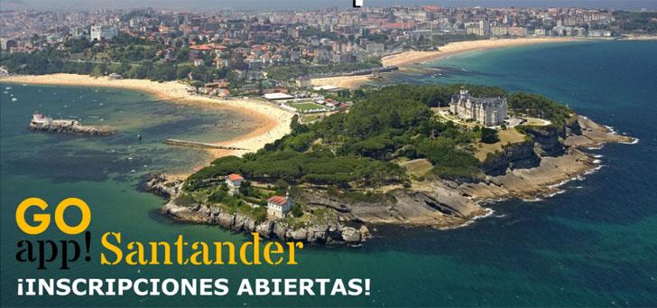 Concurso Go App Santander