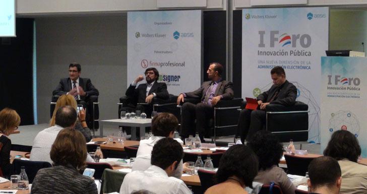 Unos 200 gestores públicos debatieron en el I Foro de Innovación Pública de Barcelona