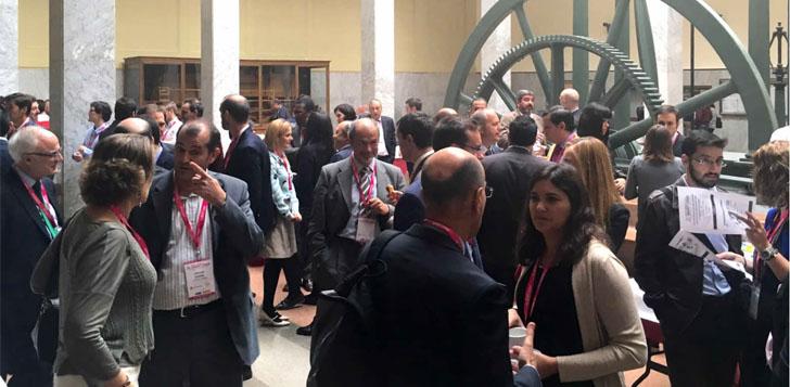 Café y Networking en el III Congreso Smart Grids