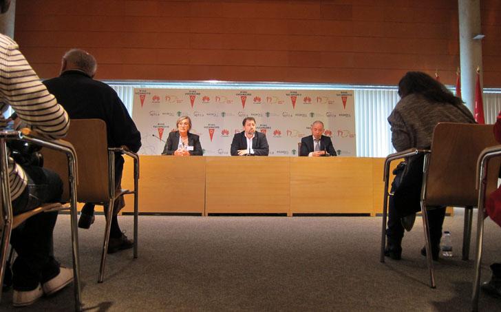 Primera red de banda ancha en España para Seguridad y Emergencias. Alcalde, concejala de Innovación y director Huawei Enterprise España