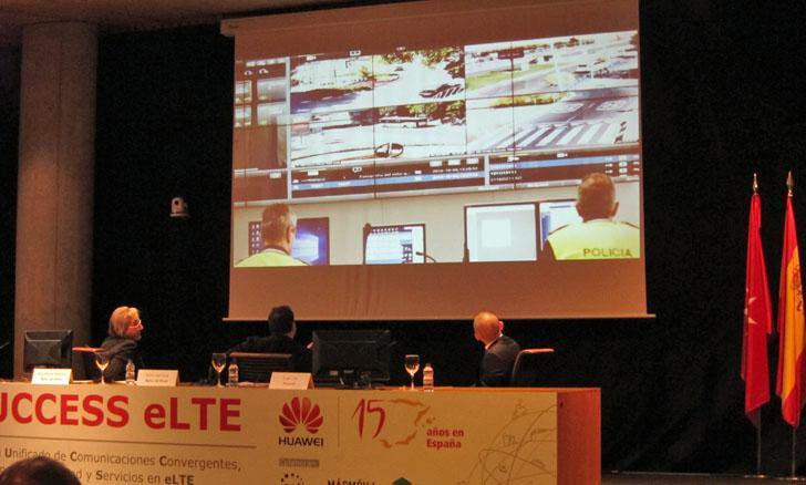 Primera red de banda ancha en España para Seguridad y Emergencias. Vídeo presentación
