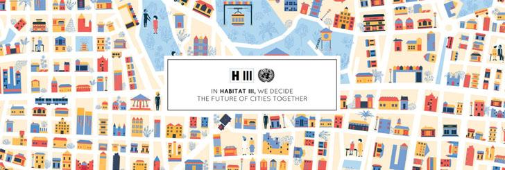 La UE se compromete a aplicar la Nueva Agenda Urbana de Hábitat III