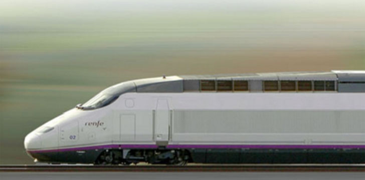 Renfe presenta el nuevo servicio wifi en los trenes AVE