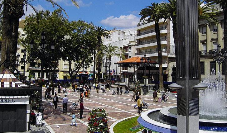 Huelva invertirá casi 400.000 euros en proyectos de Ciudad Inteligente. Plaza de Huelva