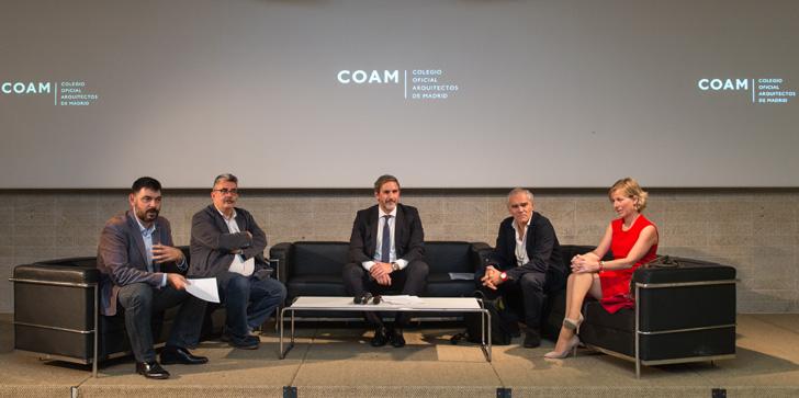 Presentación del concurso de ideas sobre accesibilidad y movilidad sostenible para Ciudad Universitaria