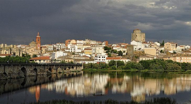 Vista general de la ciudad de Salamanca, cuyo Ayuntamiento ha anunciado la creación de una Oficina Ambiental de Lucha contra el Cambio Climático