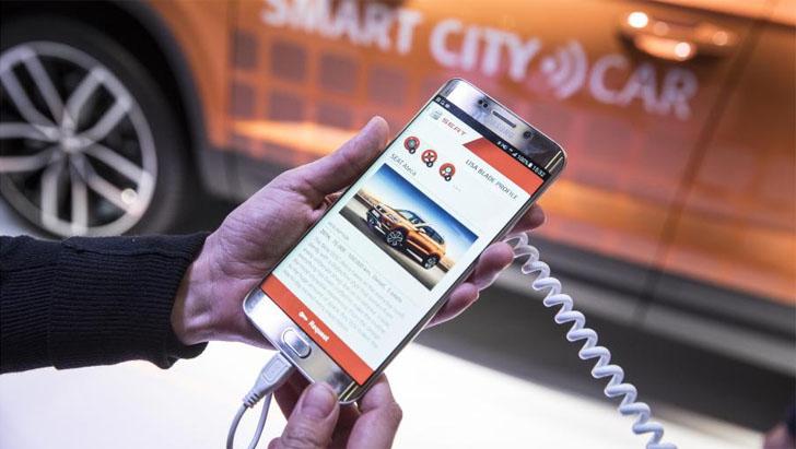 App creada por SEAT para compartir vehículo
