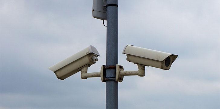 Cámara de vídeo para seguridad