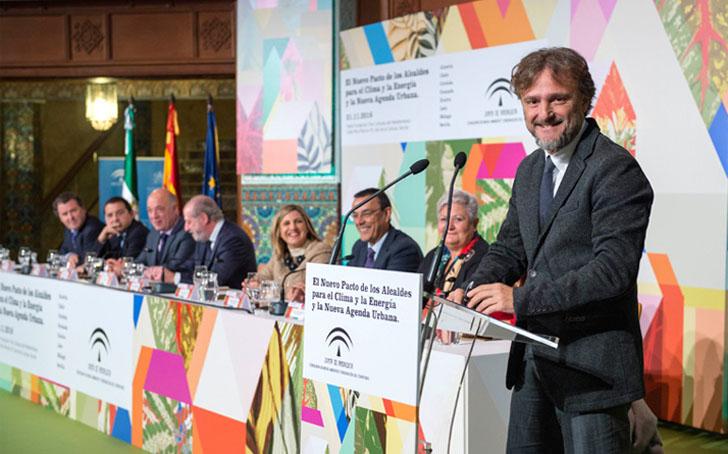 Junta de Andalucía asesorará a sus municipios sobre Cambio Climático. Jornada sobre Pacto de Alcaldes