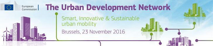 La CE celebra un taller de movilidad urbana inteligente y sostenible este miércoles 23 de noviembre en Bruselas