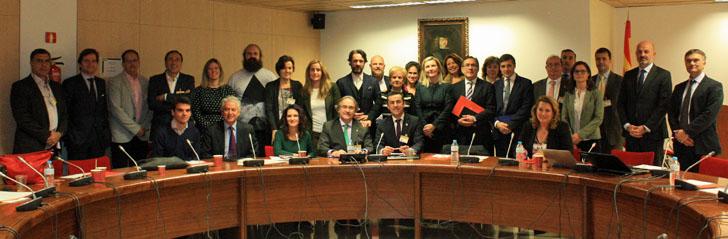 Comité Técnico encargado de seleccionar las ponencias del III Congreso Ciudades Inteligentes