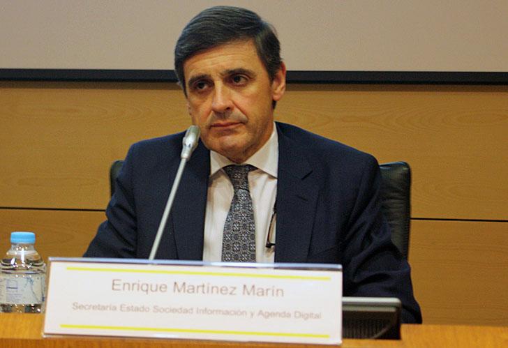 Enrique Martínez, coordinador Plan Nacional Ciudades Inteligentes