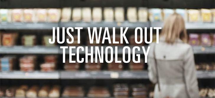 La tienda inteligente de Amazon donde no hay que pasar por caja. La tecnología se denomina 'Just Walk Out Technology'