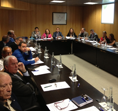 El comité organizador de la cuarta edición de 'Greencities & Sostenibilidad'