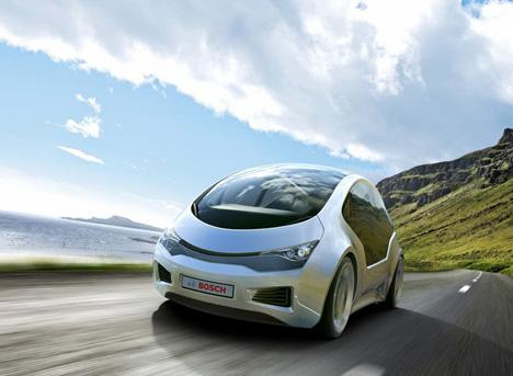 Vehículo sostenible
