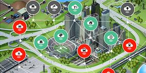 Construyendo ciudades inteligentes con BIM (building information modeling)
