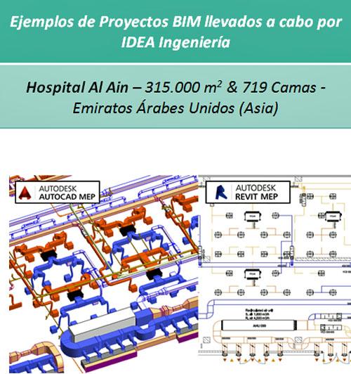 Hospital Al Ain - Planta Baja: ala este