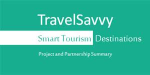 Fomento de actuaciones colaborativas entre startups. Un gran ejemplo, Travelsawy: Smart tourism destinations project