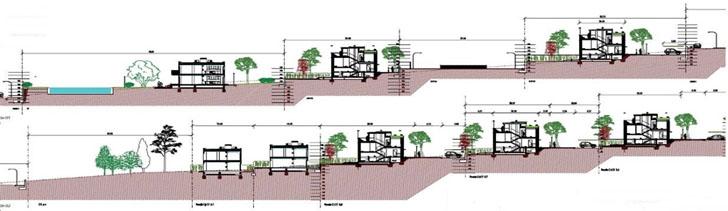 GENESIS Eco Smart Cities - Hazon Aint, ciudad eco-sostenible en el Negev. Redefiniendo el significado de smart city y eco-sostenibilidad. Figura 2 y 3. Diseño de Edificios de elevada Eficiencia Energética en Construcción Sostenible