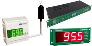 Gestión del ruido ambiental en entornos urbanos mediante estaciones de medición de ruido y sonógrafos registradores