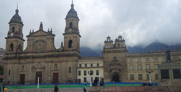 Plaza Bolívar (Centro Tradicional de Bogotá)
