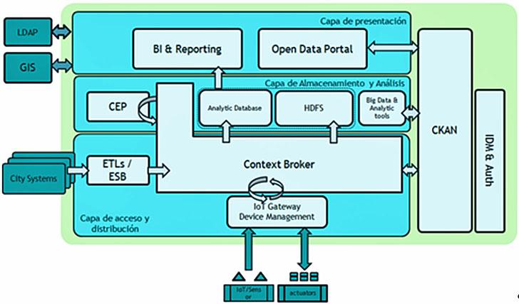 Estructura funcional del PIAE