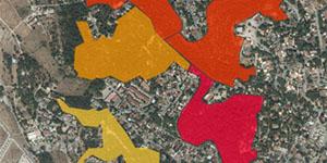 Sistema de gestión inteligente frente a incendios forestales en zonas de interfaz urbano-forestal: Aplicación al Vedat de Torrent (Valencia)