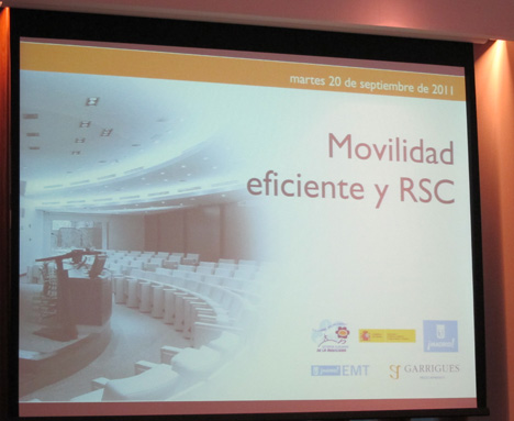 Movilidad eficiente y RSC