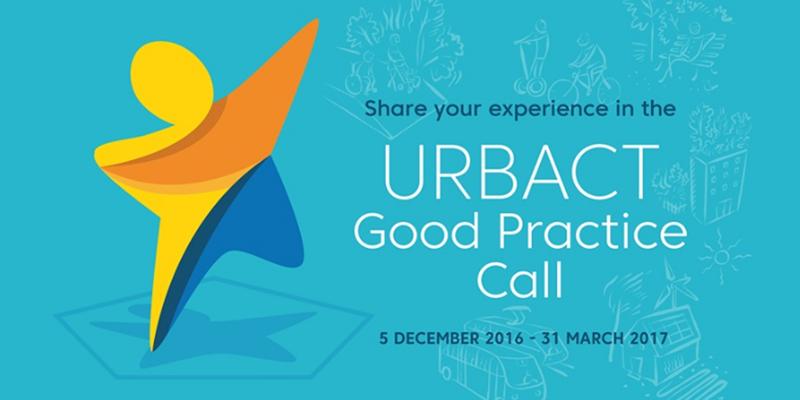 Llamamiento de la convocatoria de ayudas para buenas prácticas urbanas del programa europeo URBACT.