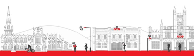 En Bristol se ha desplegado una infraestructura de redes digitales que permiten a la ciudad convertirse en laboratorio urbano de pruebas.