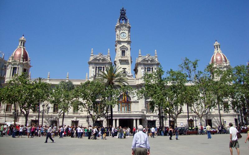 Ayuntamiento de Valencia, institución que subvencionará iniciativas de Participación Ciudadana en los distritos.