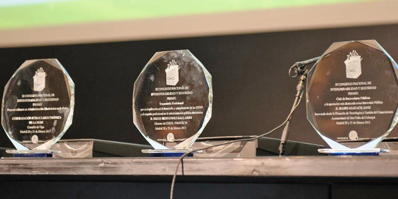 Los Premios CNIS 2017 están abiertos a candidaturas hasta el 3 de febrero y serán entregados durante el VII Congreso Nacional de Innovación y Servicios Públicos
