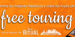 Free Touring: App colaborativa que pone en contacto a guías y turistas para organizar visitas guiadas y el turista decide el precio 'after-show'