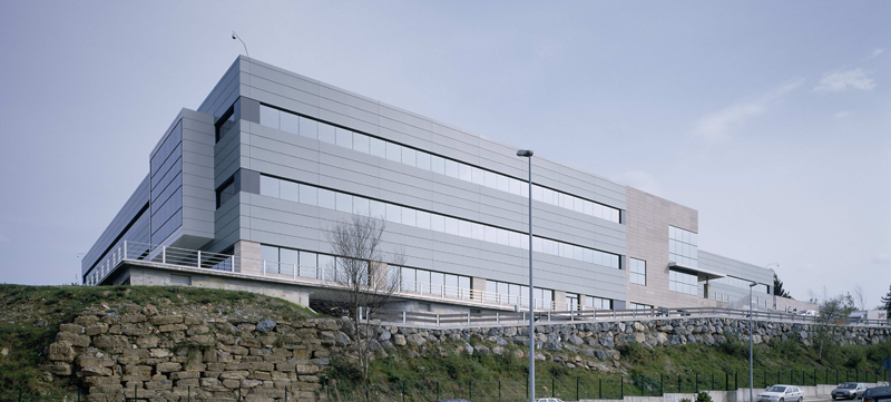 Sede de Ikusi, ubicada en Donostia / San Sebastián, donde han desarrollado la plataforma Spider, entre otras herramientas para ciudades en ámbitos como movilidad, comunicaciones y seguridad.