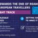 Último paso para el fin de los cargos por roaming en la UE