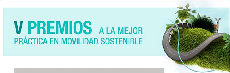 Convocatoria V Premios a la mejor práctica en Movilidad Sostenible de la Fundación Renault.