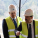 El vicepresidente de la Unión Europea conoce en San Sebastián el proyecto de Ciudad Inteligente 'Replicate'