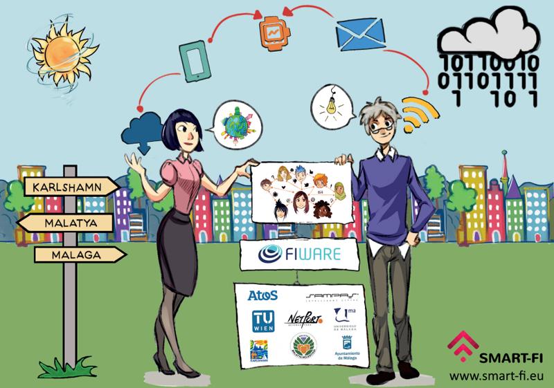 La plataforma SMART-FI ofrece una metedología para homogeneizar y analizar datos abiertos y transformarlos en información y servicios útiles para las ciudades inteligentes.