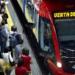 Una solución de localización de vehículos del metro ahorra energía en túneles y andenes