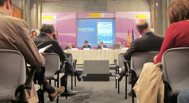 Los ponentes que participaron en la presentación del informe de CENTAC coincidieron en que se abre un nuevo nicho de negocio para la industria TIC, que debe incorporar la accesibilidad a sus productos y servicios.