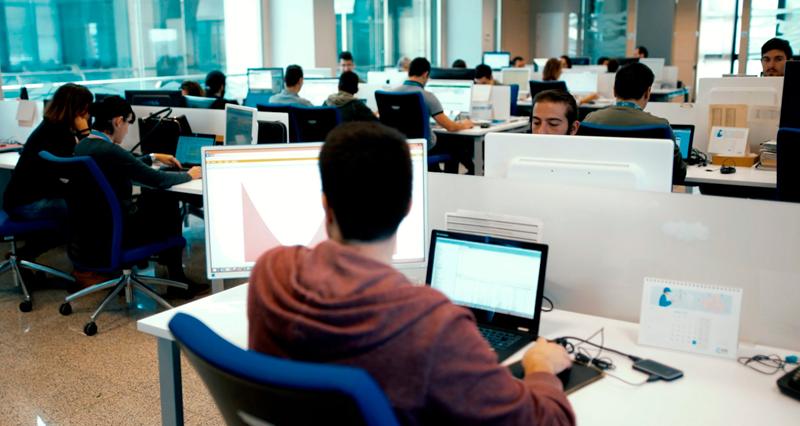 Equipo humano que forma parte de CIC Consulting Informático.