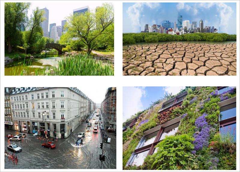 El informe de Climate-KIC 'Towards Water Smart Cities' se centra en la transición de las ciudades hacia entornos urbanos que integran la gestión inteligente del agua en su planificación para afrontar el cambio climático.